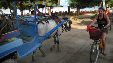 Gili Air has been a magnet for tourists.
