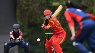 Thailand and China are just two countries where women's cricket is blossoming, as the game goes truly global.