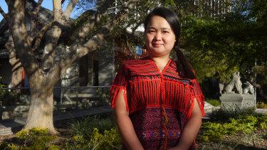 """Situation is getting desperate."": General Secretary of the Karen Women's Organisation Naw Knyaw Paw."
