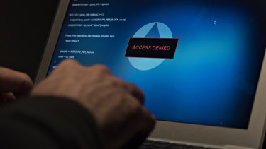 China's Ministry of State Security is alleged to be overseeing a massive hacking operation of large Australian businesses.