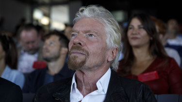 Cyrus has a history of investing in Richard Branson's Virgin group.