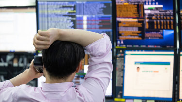 Markets have been rocked by a tumbling oil price and the coronavirus outbreak.