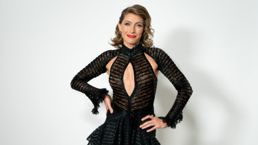 Claudia Karvan is keeping busy with dance rehearsals and loves watching people at the supermarket.
