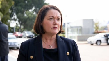 WA Opposition Leader Liza Harvey has criticised the state government over its