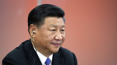 Xi Jinping has seen an opportunity to establish dominance in the Pacific.