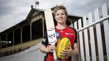 Sporting all-rounder Jess Duffin.