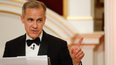 Who will replace Bank of England governor Mark Carney?