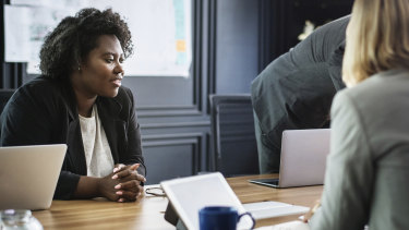Do you speak up in meetings, or are you the silent type?