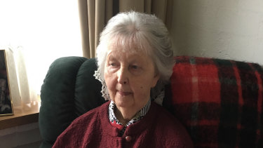 Bertha Aalberts died three months after entering an aged-care facility.