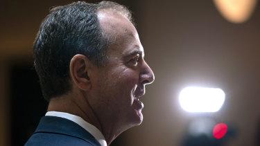 House Intelligence Committee Chairman Adam Schiff.