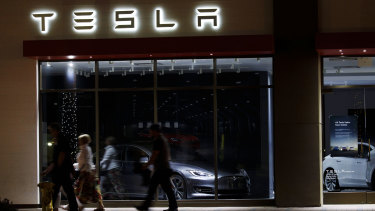 Tesla has recorded two consecutive profitable quarters.