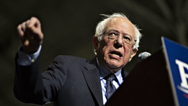 Bernie Sanders doesn't have many admirers on Wall Street, but supporters say the number is growing.