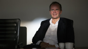 Former Wirecard chief Markus Braun was in charge of the company for 18 years.