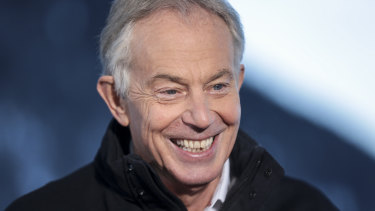 "Tony Blair described a potential early election as an ""elephant trap"" from Boris Johnson."