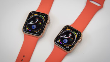 The Apple Watch Series 4 is bigger, louder and more powerful, but it's the improved software that's the star.