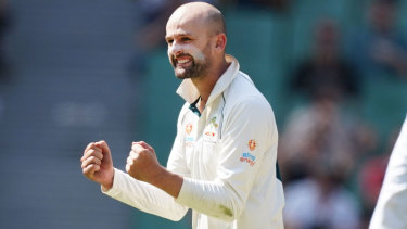 Nathan Lyon is closing in on two major milestones: 100 Tests, and 400 wickets.