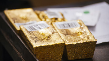 Gold's surge may have more room to run.