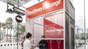 Blood Money Exchange, Mona Foma 2021