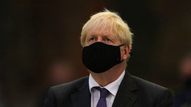 Following a relatively carefree summer, Boris Johnson's Britain faces a very grim winter.
