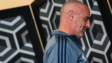 A move to Europe has reinvented Kevin Muscat, who now has the top coaching job at Belgian club St Truiden.