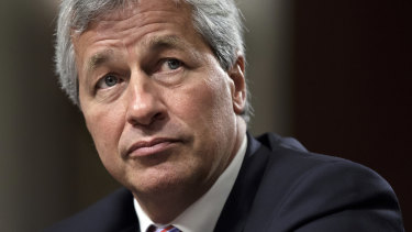 JP Morgan Chase & Co chief executive Jamie Dimon has cancelled plans to attend a Saudi Arabian investor conference later this month.