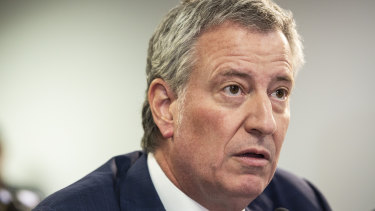 Mayor of New York Bill de Blasio has declared a state of emergency over the measles outbreak in the city.