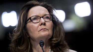 Haspel offered assurances that if she gets the job, the spy agency wouldn't resort to waterboarding and other techniques that she once helped supervise.