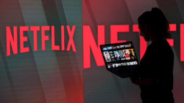 Doubts over Netflix's growth prospects have weighed heavily on the streaming giant's share price.