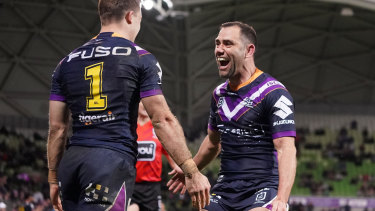 Storm captain Cameron Smith isn't keen on the idea of a rugby league bubble — but understands the need for the game to return as soon as possible.