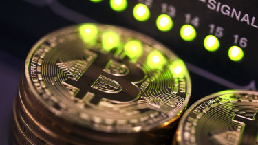 Bitcoin has made a habit of breaking records, as its safe haven appeal increases.