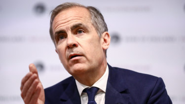 Mark Carney, the Bank of England's governor, warned last month that £29 trillion ($52 trillion) of derivatives and interest rate swaps face chaos unless urgent measures are taken.