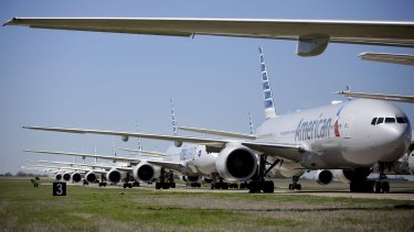 Airports around the world have become glorified parking lots for planes.