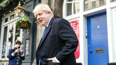 UK Foreign Secretary Boris Johnson is going to argue the case for the deal in Washington.
