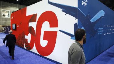 5G is a focus for Russia's propaganda organs.