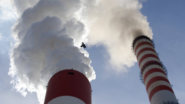 Labor has rejected a report that says its climate policies would be a major hit to the economy.