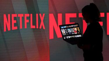 US streaming giant Netflix.