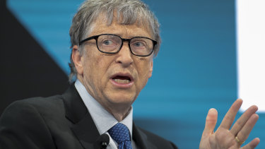 Bill Gates says it not as simple as just raising taxes for the wealthy.