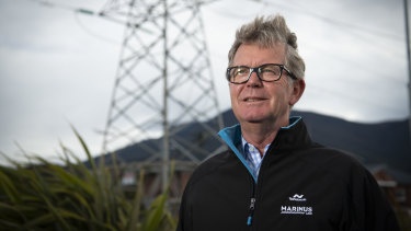 TasNetworks CEO Lance Balcombe says the Marinus Link project is an important part of Australia's energy system.