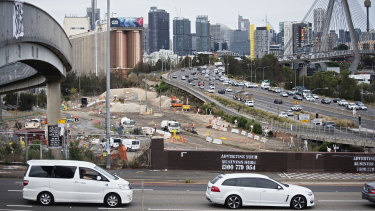 CIMIC is building the Westconnex motorway in Sydney