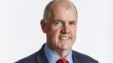 ACCC deputy chair Mick Keogh.