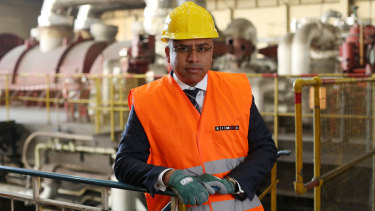 Industrialist Sanjeev Gupta has assets dotted across the world.