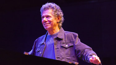"Chick Corea acquired a love of ""changing things up"" from Miles Davis."