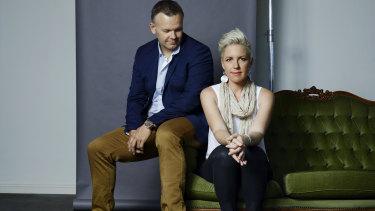 Alison and Darren Hill run Pragmatic Thinking together.