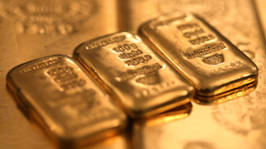 Grounded flights are disrupting plans to transport bullion around the world and gold mining firms are scaling back activities, decelerating the precious metals industry as demand for gold increases.