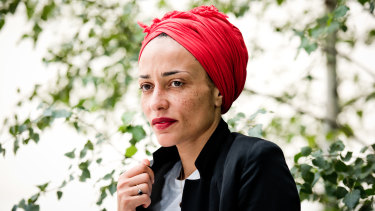 Zadie Smith's visit is her first to Australia for about 20 years.