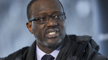 Credit Suisse chief Tidjane Thiam has been cleared of any wrongdoing.