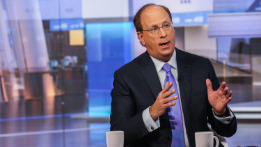 BlackRock's Larry Fink says the ways the IMF and World Bank operate are outdated.