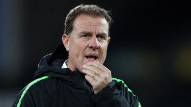 Sacked: Former Matildas coach Alen Stajcic.