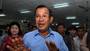 Hun Sen will continue to rule Cambodia.