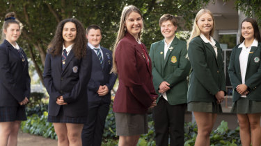School captains come together to campaign for COVID-safe graduations and formals.